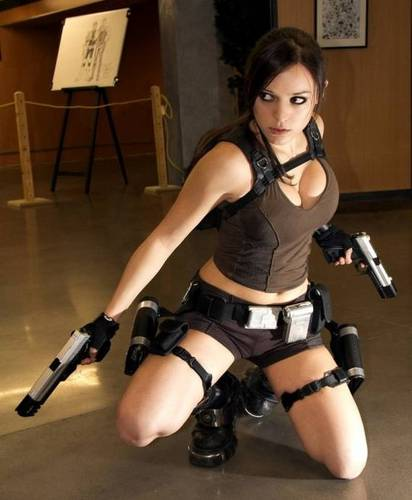 Costume Lara Croft