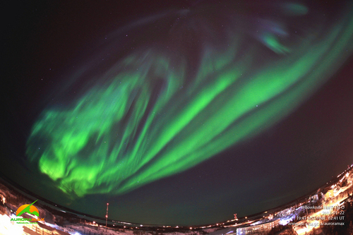 Northern Lights / Janvier 2012