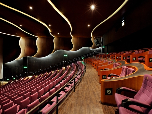 Hangzhou Broadway Cinemas by Alex Choi