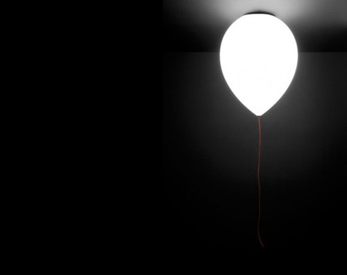 Balloon Lamps by Estiluz « Whitezine