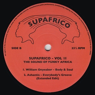 Supafrico Vol.2 | The Sound of Funky Africa