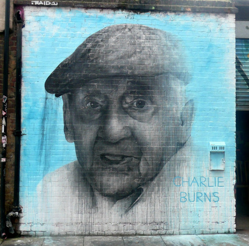 Ben Slow, 'Charlie Burns', London