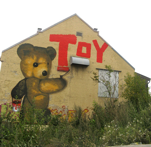 Dotmasters, Toy Bear, Norway
