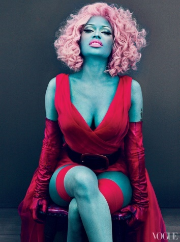 True Colors: Nicki Minaj
