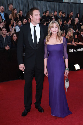 2012 Oscar Dashboard - John Corbett and Bo Derek.
