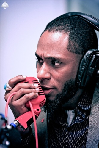 YASIIN BEY IN PARIS by MR MASS™