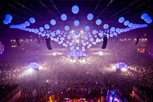 white sensation, barcelona