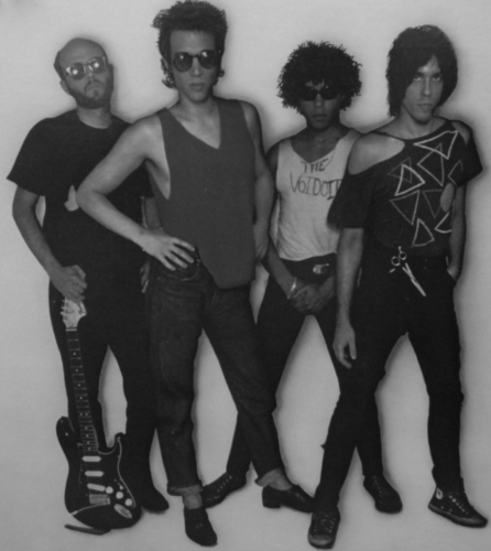 Richard Hell and The Voidoids…