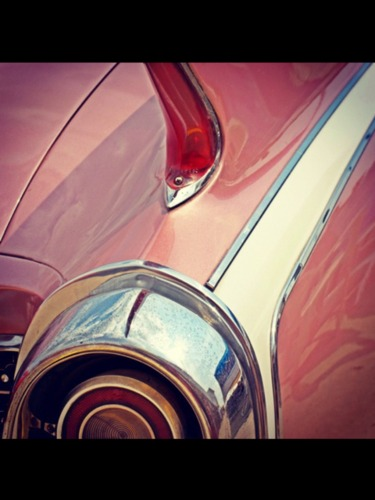Vintage and classic car