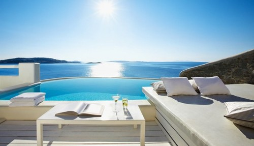 Cavo Tagoo Hotel in Greece