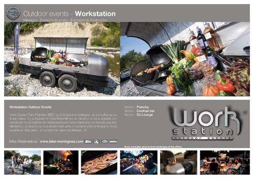 WorKStation Outdoor Events