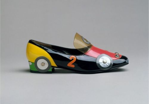 Sea of Shoes : Katherina Denzinger (1965)