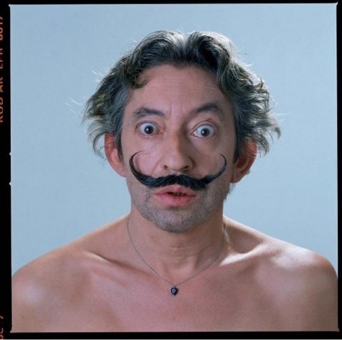 Serge Gainsbourg as Dali (1980)