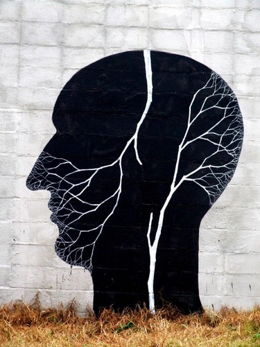 Street Art by Pablo and David - In Montevideo, Uruguay