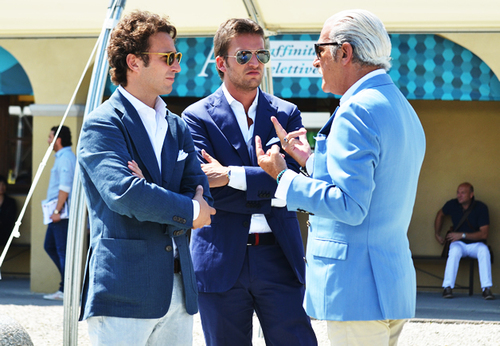 Tommy Ton's Men's Street Style at Pitti Uomo