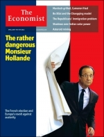 "The Economist : ""The Rather Dangerous Monsieur Hollande"""