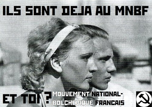 mouvement national bolchevique français