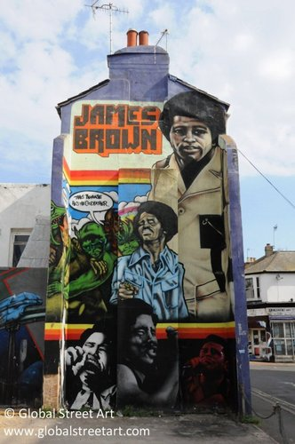 James Brown/Global Street Art