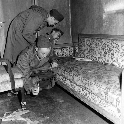 Hitler's Bunker and the Ruins of Berlin: Rare and Unpublished Photos