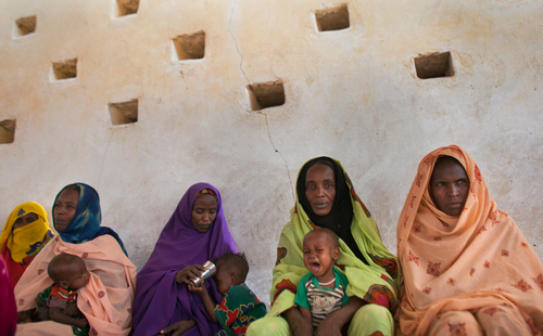Food and nutrition crisis in Sahel region of Africa (32 photos total)