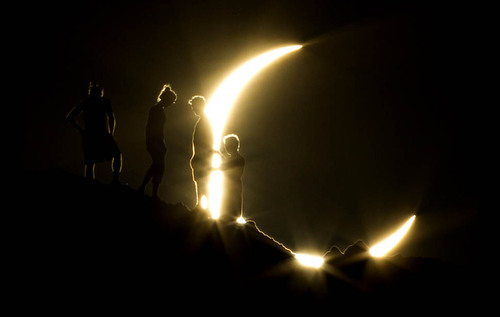 Solar Eclipse, May 20