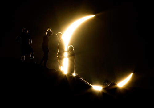 Ring of Fire Eclipse: 2012 - The Big Picture - Boston.com