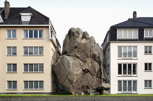 crazy-building by Filip Dujardin Digital Art Photography