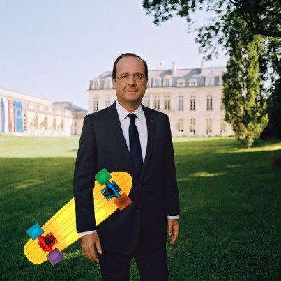 Hollande Chill, c'est officiel