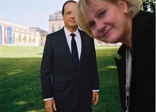 Photo officielle de François Hollande : le meilleur des détournements du web