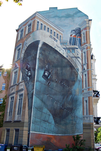 awesome examples of #street-art