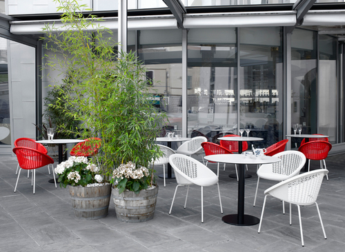 Mobilier de terrasse bar images curated on kweeper for Mobilier de terrasse