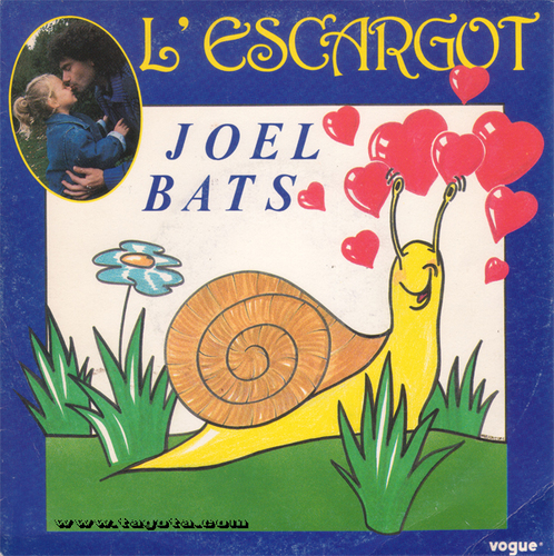 L'escargot by Joel Bats (1986)