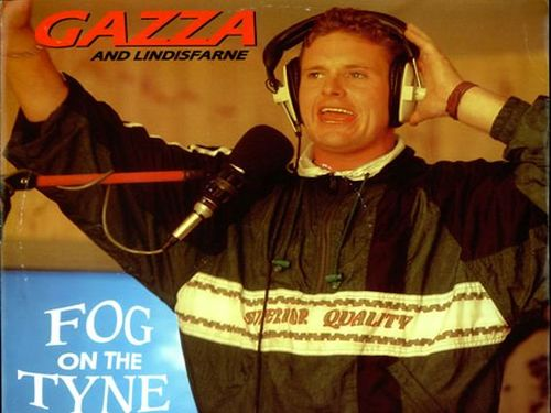 Paul Gascoigne - Fog on the Tyne