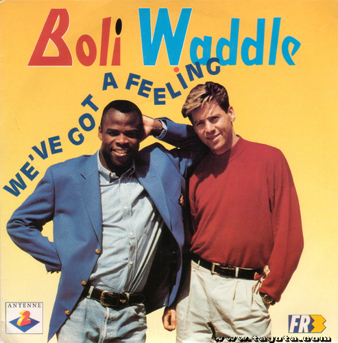 We've got the feeling by Basile Boli et Chris Waddle