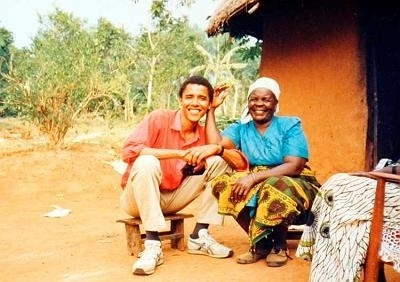 Photographs from Barack Obama's First Trip to Africa