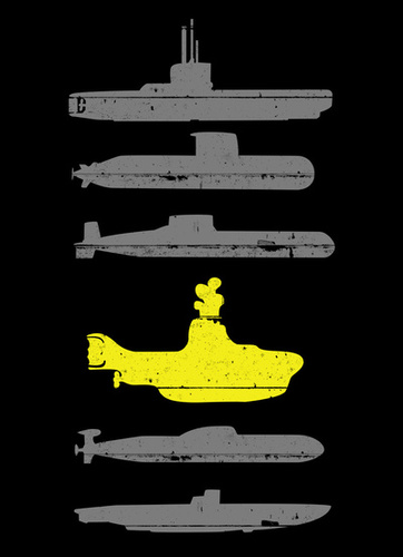 Know Your Submarines - Art Print by Resistance