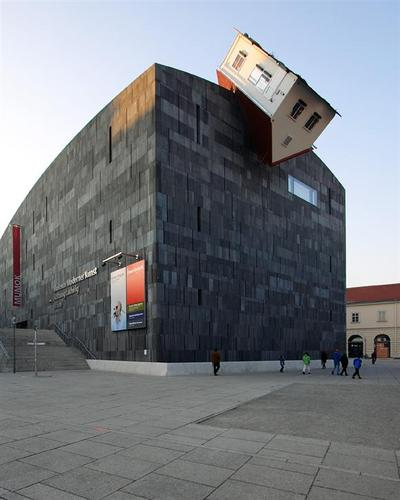 #house #Sculptures by Erwin Wurm