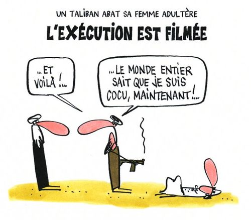 C… comme un taliban | Cartoons