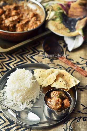 Pepper Chicken Chettinad #food #cuisine #recette
