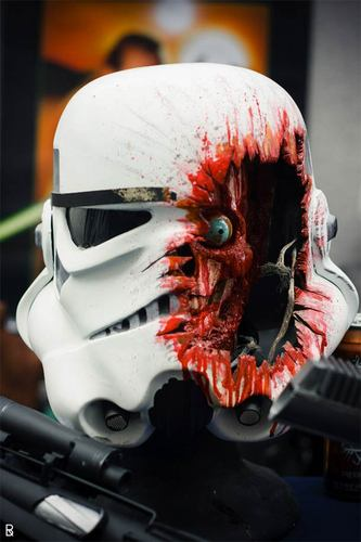 Zombie Star Wars – Stormtrooper