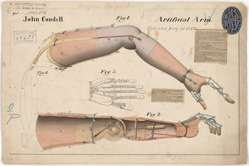 The History (And Artistic De-Evolution) of Patent Drawings   Gadget Lab   Wired.com
