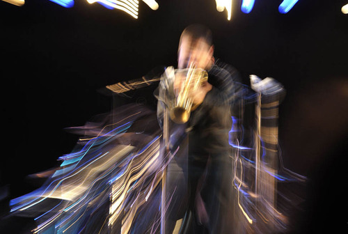 Ibrahim Maalouf (blur version)