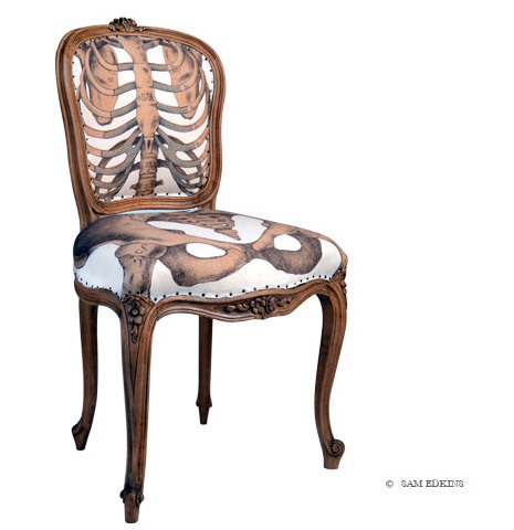 The Anatomically Correct Chair | who killed bambi?