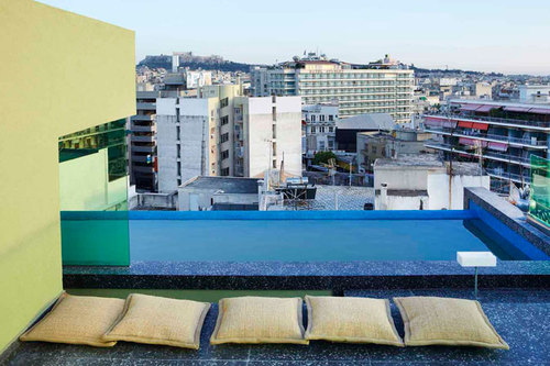 #architecture : Mosaico // A New Striking Building in Athens, Greece