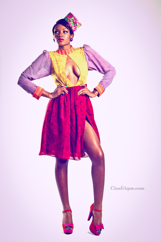 "LOOKBOOK: VIV LA RESISTANCE ""KALEIDOSCOPE ""A/W 2012 COLLECTION 