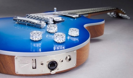 Gibson's new HD.6X-Pro digital guitar hits the market @xbmacx