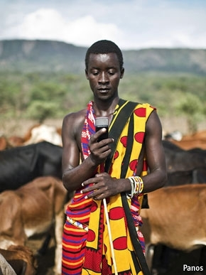 Innovation in Africa: Upwardly mobile | The Economist