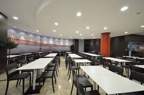 Mobilier bar restaurant design the story curated by all for Mobilier cuisine restaurant