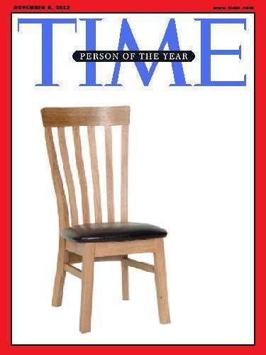 #EmptyChairDay : Time's Person of The Year!