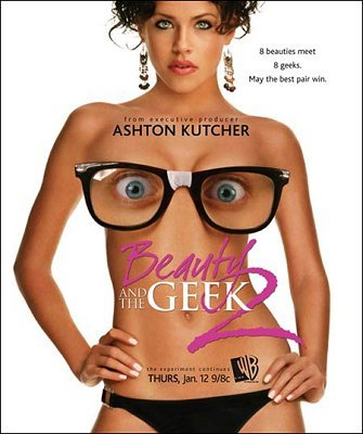 Beauty &  the Geek - #geek
